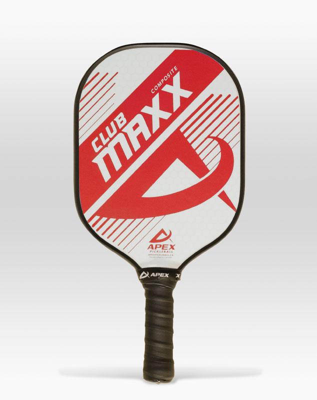 Apex Club Maxx – Made in Canada! - Pickleball Paddle