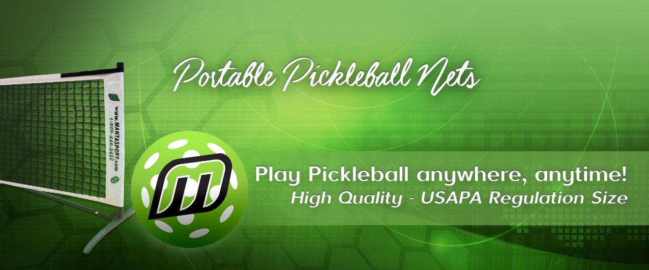 Ontario Pickleball Nets