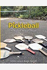 JL History of Pickleball book