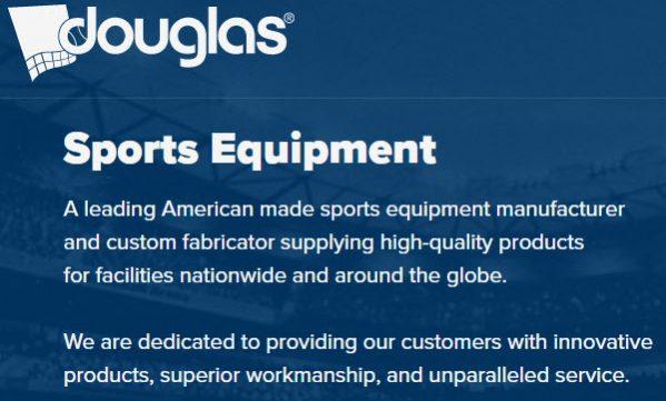 Douglas Sports Equipment